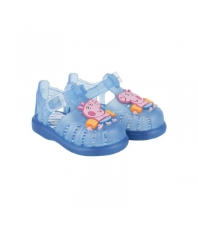 Zapatilla de agua azul George