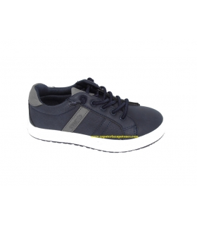 Zapato deportivo azul marino