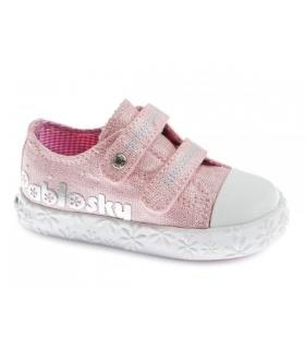 Lona Pablosky glitter rosa