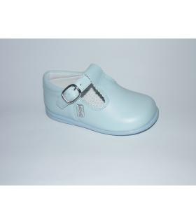 Zapato Pepito celeste
