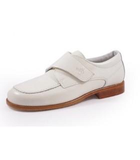 Zapato comunión niño beig